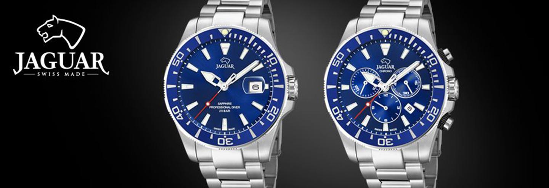 Jaguar ure - flotte ure i imponerende designs og virkelig høj kvalitet