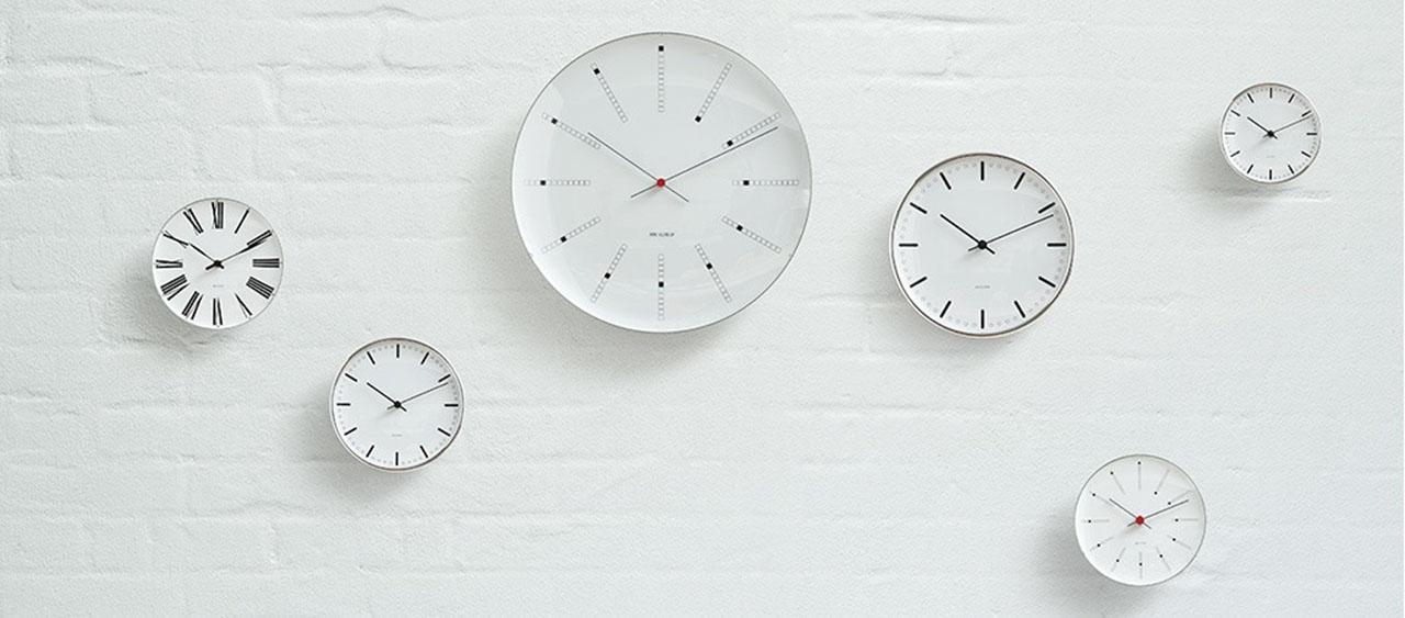 Arne Jacobsen ure er kendt verden over på grund af designet.