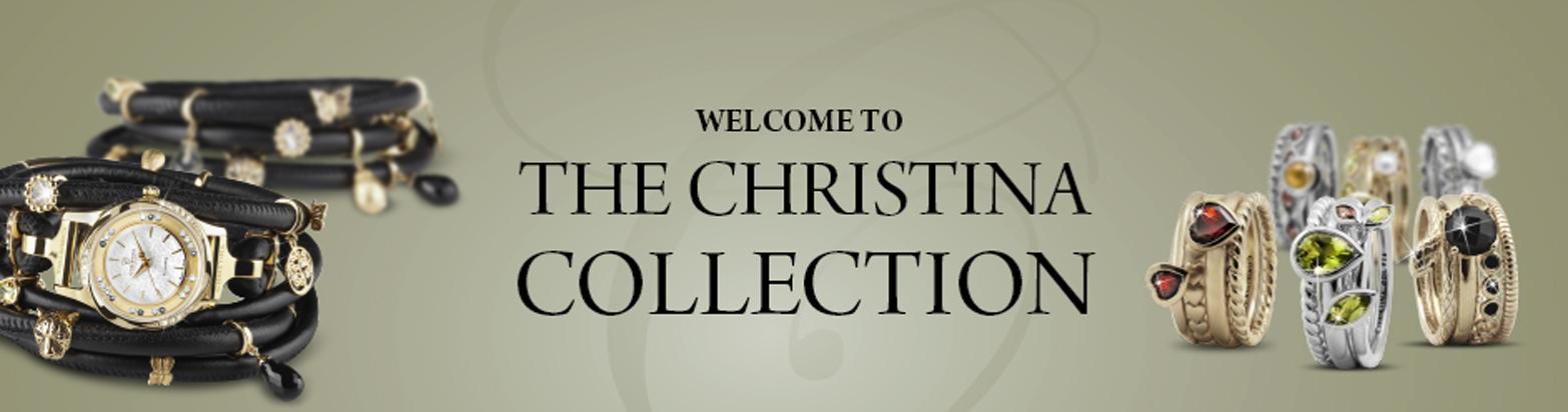 Christina ure, som produceret i Schweitz i en fantastisk kvalitet, som både er et smykke og et ur i sig selv.