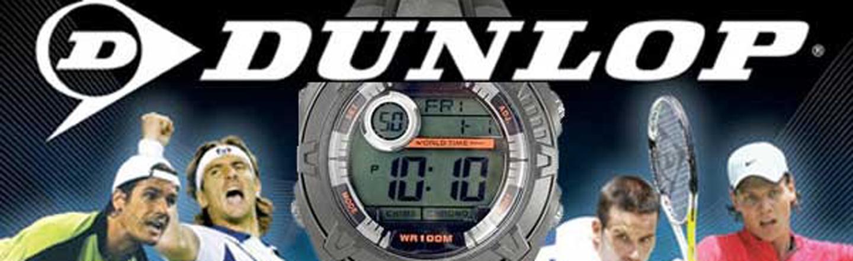 Dunlop er sportsure og fritidsure med spændende funktioner