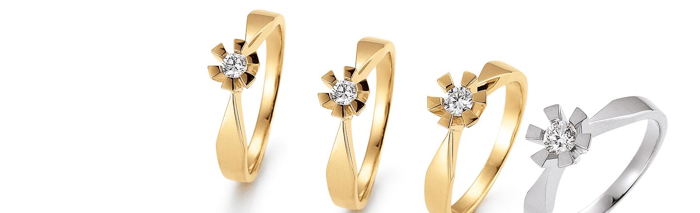 Eternity fra Aagaard er en bytteserie, hvor du kan bytte dit smykke til større.