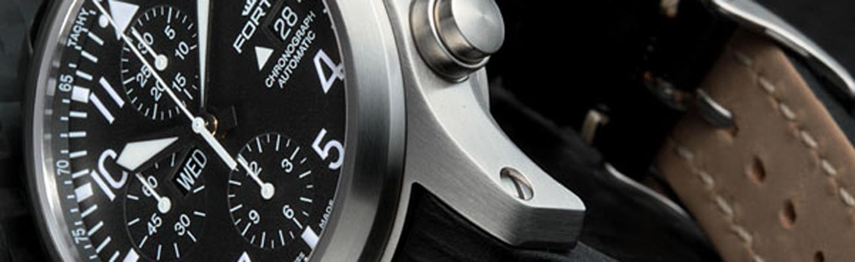 Fortis ure har eksisteret siden 1912 og laver gode kvalitetsure til kvalitetsbevidste.