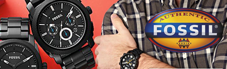 Fossil ure er det til trendy, sporty eller feminine type, da der er et væld af forskellige ure at vælge imellem.