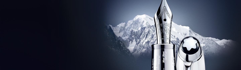 Skriveredskaber i den upperste kvalitet fra Mont Blanc.