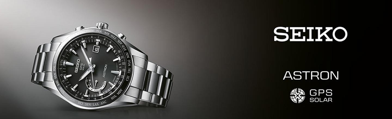 Seiko Astron er ure, der er styret via GPS, når kun det ypperste er godt nok