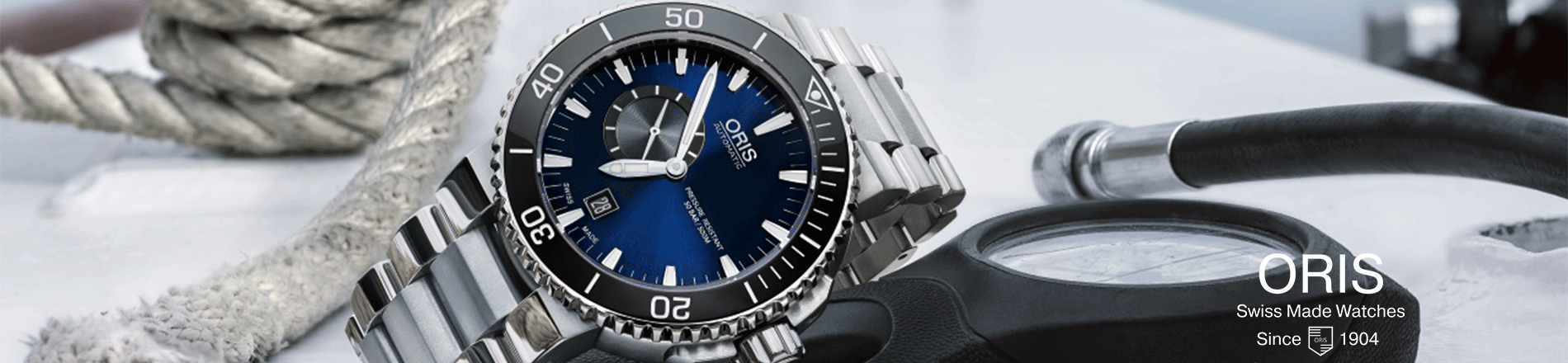 15% RABAT på Oris ure – Schweizisk præcision brug rabatkoden ORIS15