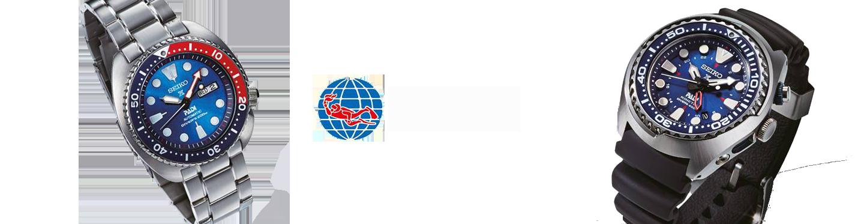 Seiko offentliggøre nyt partnerskab med PADI – verdens største dykker netværk.