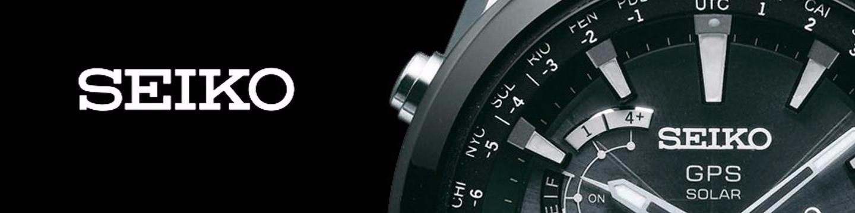 Guldsmedborup.dk er autoriseret Seiko Forhandler og har altid et kæmpe udvalg af SEIKO ure på lager