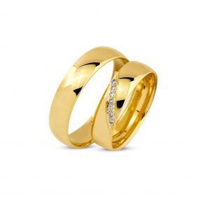 Herre Vielses- og Forlovelsesringe